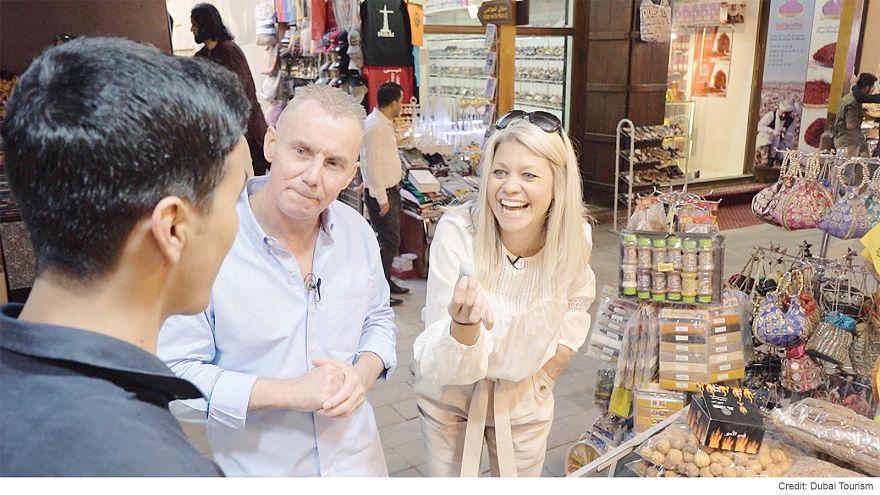 إكتشف نكهات دبي مع الطاهي غاري رودس المتوج بنجمة ميشلان