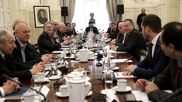 Ελληνοτουρκικά και Brexit στο Εθνικό Συμβούλιο Εξωτερικής Πολιτικής