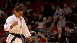Catarina Costa conquista medalha de bronze em Düsseldorf
