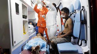 Venezuela : deux personnes tuées à la frontière brésilienne