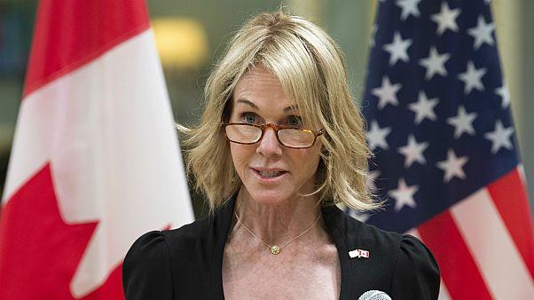 كيلي كرافت المرشحة لمنصب السفير الأمريكية بالأمم المتحدة