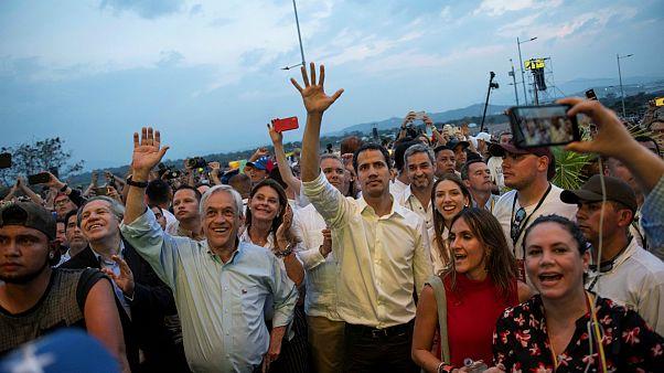 گوایدو: با کمک ارتش از مرز ونزوئلا با کلمبیا عبور کردم