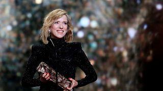 Fransa'nın Oscar'ı Cesar Sinema Ödülleri sahiplerini buldu