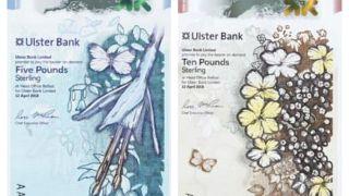 Kuzey İrlanda dik tasarımlı plastik banknotları piyasaya sürüyor