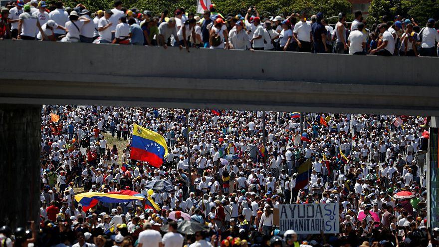 Vives tensions aux frontières du Venezuela