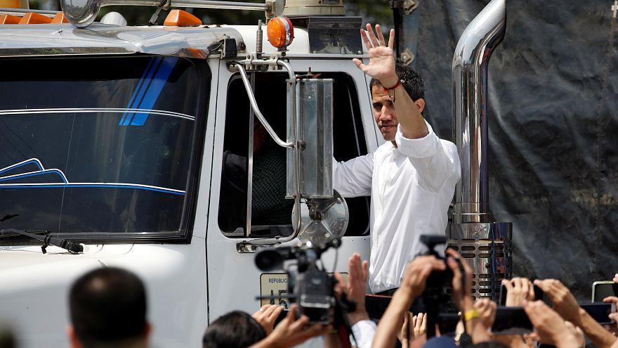 Egyre nő a feszültség Venezuelában