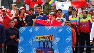 Ο Μαδούρο διέκοψε διπλωματικές σχέσεις με την Κολομβία