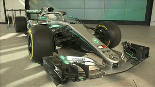 Formule 1 : Hamilton et Mercedes prêts pour la nouvelle saison