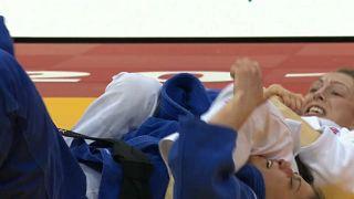 Κυρίαρχο το ιαπωνικό τζούντο στο Ντίσελντορφ