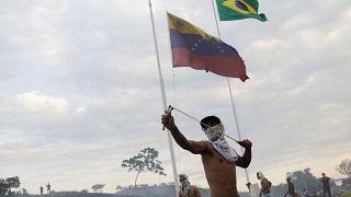 Au Venezuela, l'armée empêche l'entrée de l'aide humanitaire