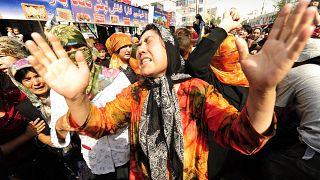 Uygur kadın
