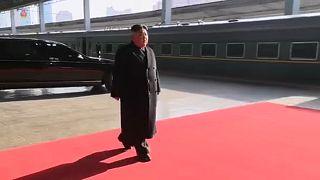 Elindult Vietnamba Kim Dzsongun