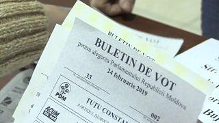 Legislative: Repubblica di Moldova al voto