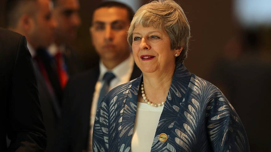 Watch: 'Any extension of Article 50 isn't addressing the issues', May says