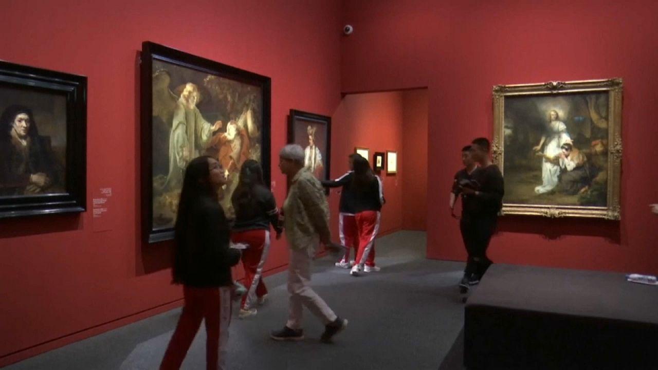 """Le """"siècle d'or hollandais"""" exposé au Louvre d'Abu Dhabi"""