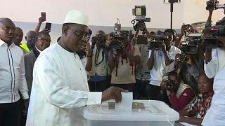 Wahl im Senegal: Macky Sall ist Favorit
