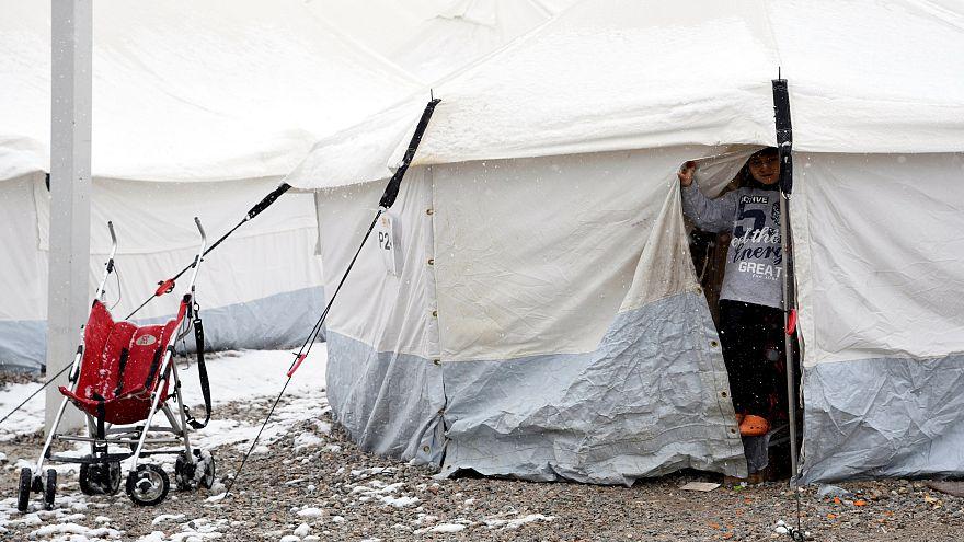 Προβλήματα στους προσφυγικούς καταυλισμούς λόγω «Ωκεανίδος»