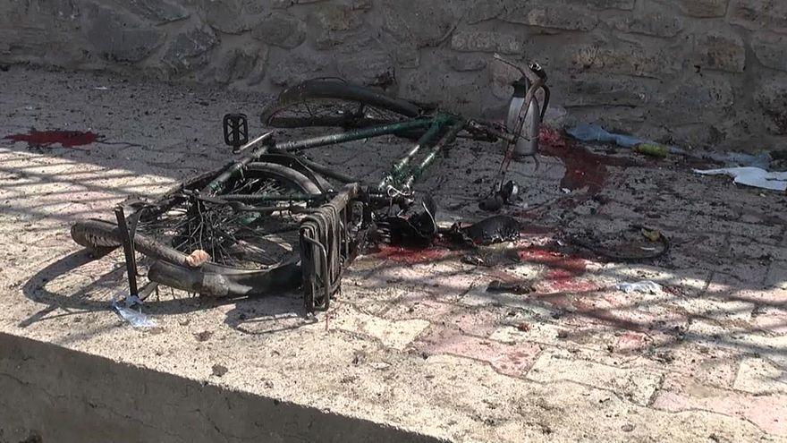 Número recorde de civis mortos no Afeganistão em 2018