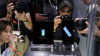 Mate X: Huawei stellt faltbares 2300-Euro-Smartphone vor