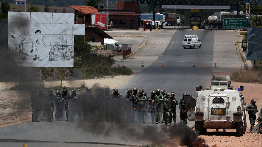 Un calme précaire à la frontière vénézuélienne