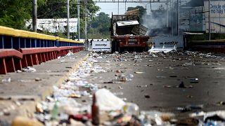 Tensão na fronteira entre a Venezuela e a Colômbia diminui