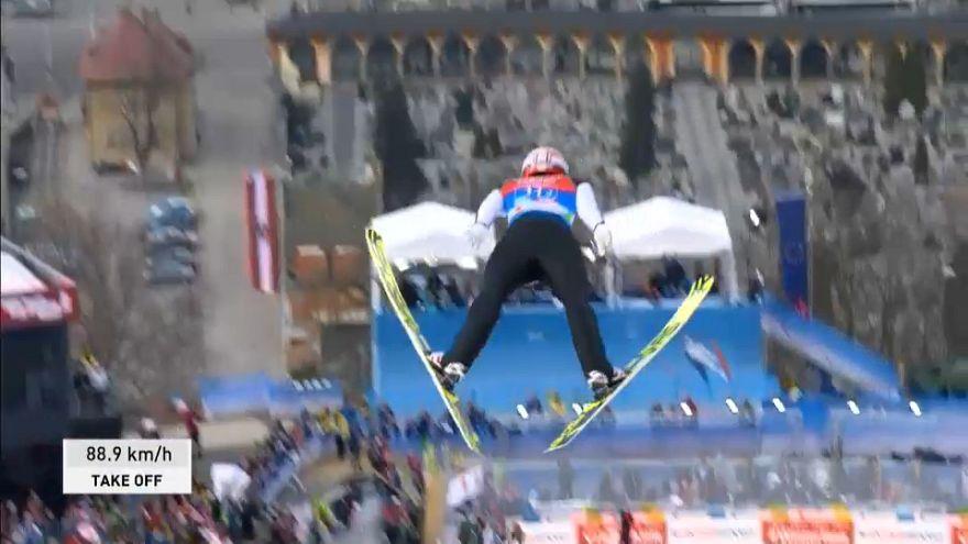 ألمانيا تفوز بالذهب في بطولة العالم للتزلج الإسكندنافي