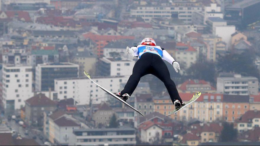 جام جهانی اسکی نوردیک؛  قهرمانی انفرادی و تیمی مسابقات اسکی پرش برای آلمان