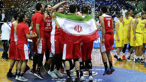 شکست استرالیا در تهران؛ بسکتبال ایران راهی جام جهانی شد