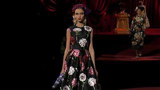Dolce & Gabbana sfilano a Milano