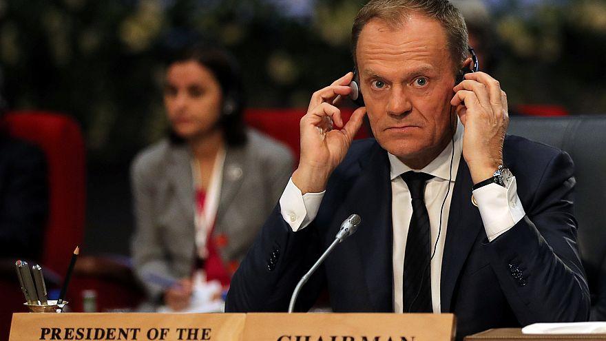 UE et Ligue arabe prêchent une coopération renforcée