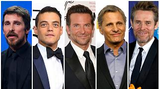 الممثلون المرشحون لجائزة أفضل ممثل
