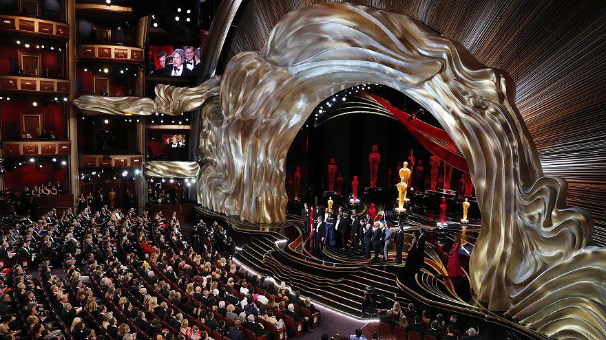 Ein Blick ins Dolby Theater von Los Angeles