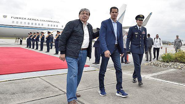 Venezuela : Juan Guaido veut maintenir la pression sur Nicolas Maduro