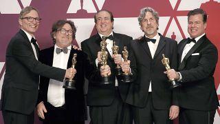 Oscar 2019: 'Green book' è il miglior film, tre statuette a 'Roma'