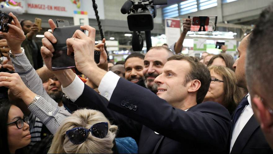 سپهر سیاسی فرانسه؛ افزایش محبوبیت ماکرون و کاهش حمایت از جلیقهزردها