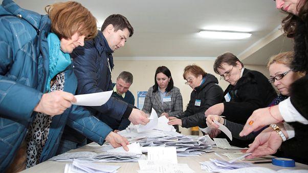 Moldawien: Sozialisten vorn
