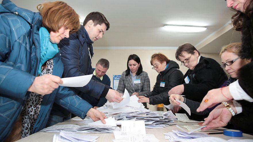 Los socialistas ganan las elecciones en Moldavia