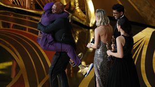 Los mejores momentos de unos Óscar más ágiles y muy hispanos