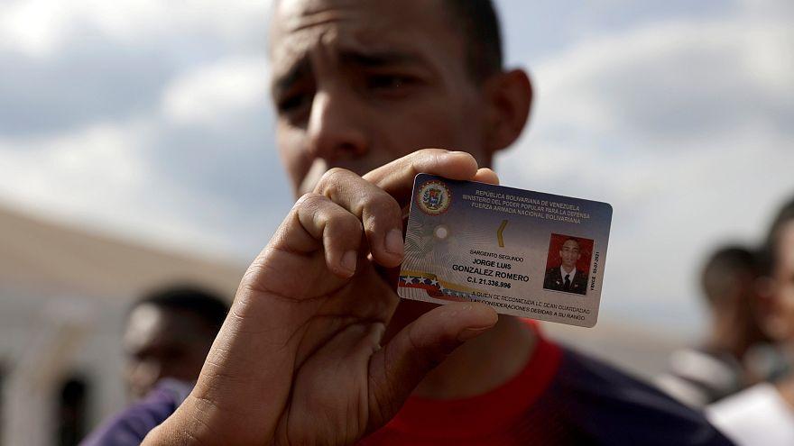 Deserções militares Venezuela