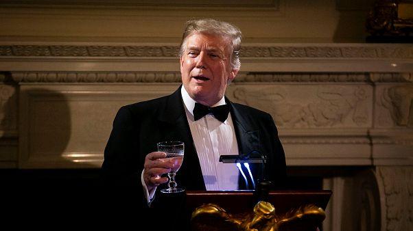 Trump'tan ticaret savaşında yumuşama sinyali: Kayda değer ilerlemeler var, ek vergileri erteliyorum