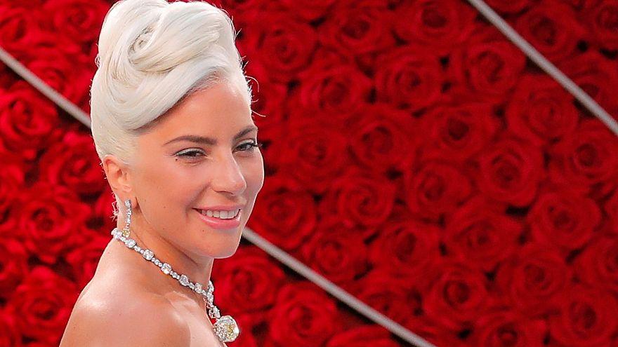 "Леди Гага появилась на ""Оскаре"" в редком бриллианте весом 128 карат"