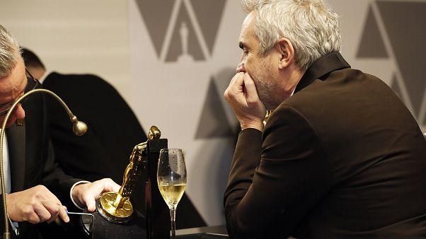 ¿Por qué Roma no se ha llevado el Óscar a mejor película?
