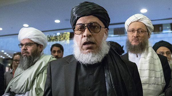 هیئت اعزامی طالبان به قطر برای مذاکرات صلح افغانستان