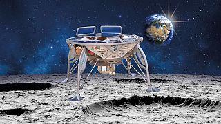 Израиль отправил космический аппарат на Луну
