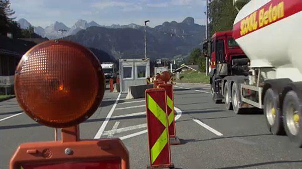 Γερμανία: Στο προσκήνιο το θέμα των συνοριακών ελέγχων