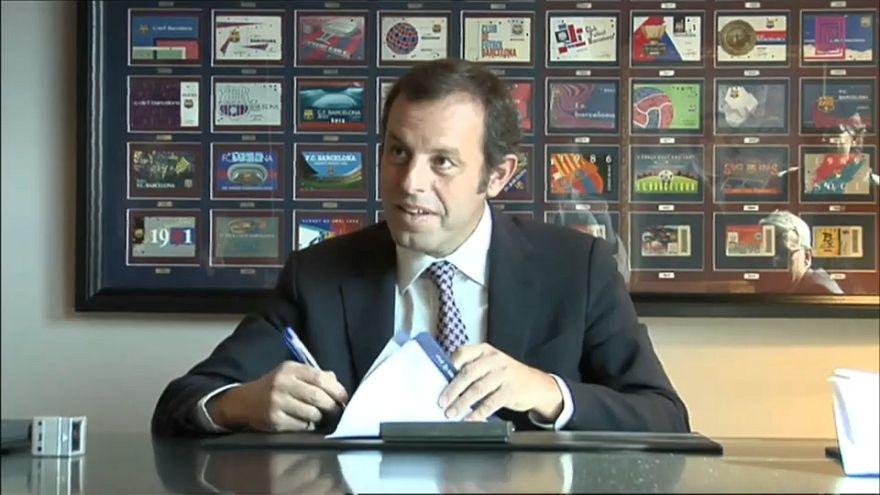 Sandro Rosell es juzgado por presunto blanqueo de capitales
