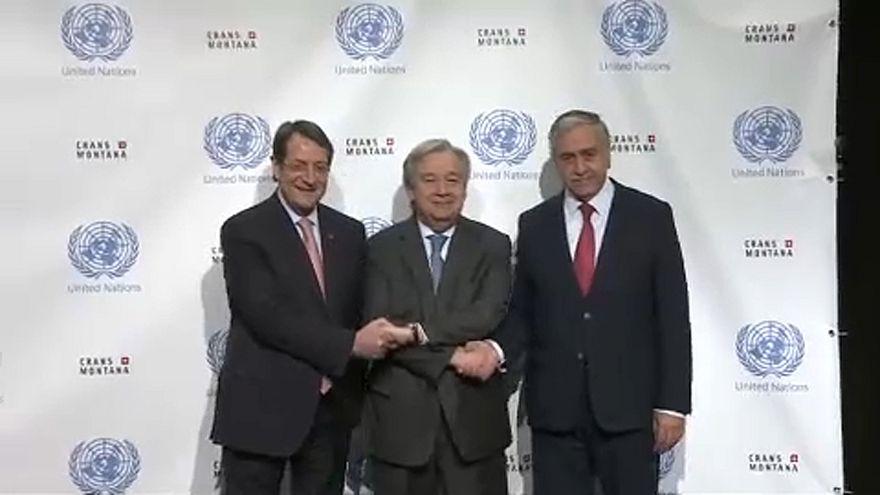 Χωρίς ατζέντα, αλλά με θέματα, η συνάντηση Αναστασιάδη-Ακιντζί