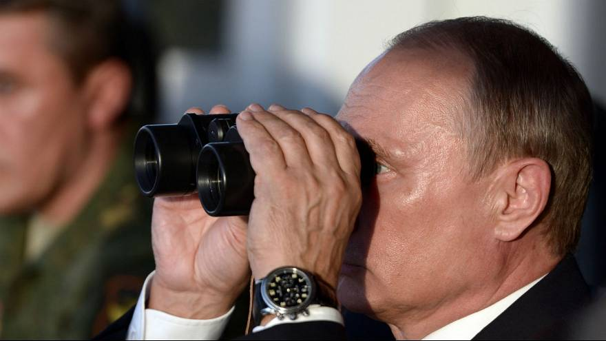ولادمیر پوتین، رئیس جمهوری روسیه