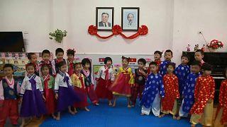 Детский сад ждёт Ким Чен Ына