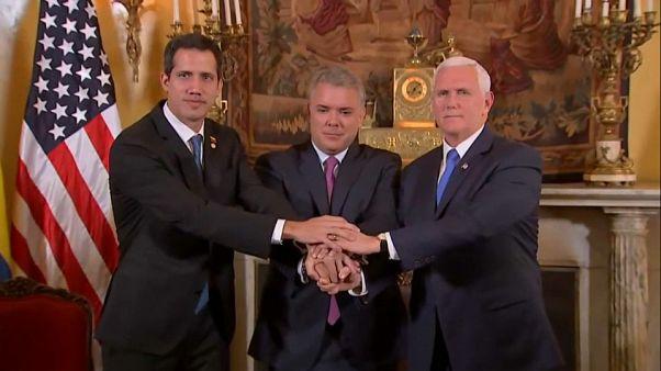 Donald Trump ratifica el apoyo estadounidense a Juan Guaidó
